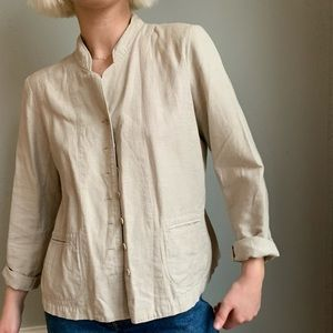 Vintage Eileen Fisher Top/Jacket